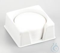 Glasfaser-Rundfilter, Gebinde zu 100 Stück Glasfaser-Rundfilter Gebinde zu...