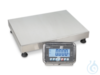 Industrial scale - steinless steel, 0,01 kg ; 100 kg Ideal for the robust...