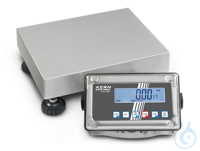 Industrial balance, Max 15000 g; e=5 g; d=5 g Platform scale protected to...