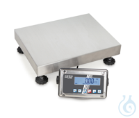Industrial balance, Max 60000 g; e=20 g; d=20 g Platform scale protected to...