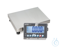 Platform scale, 0,05 kg; 0,1 kg ; 150 kg; 300 kg Robust stainless steel...