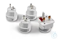 Netzteil Adapter Set für Standard EU-Stecker Netzteil Adapter Set für...