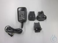 Universal-Netzadapter extern EU, CH, GB, US für Waagen der Serie EMB, EMS,...