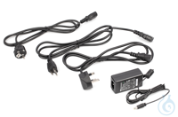 Netzadapter (EURO,UK,US), für ILT-BAM 15 V, 2.1 A Eingang: Adapter YKA-10