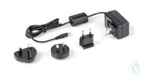 Steckernetzteil (CH,EURO,UK,US), für PNJ/PNS 6V, 1A Eingang: 100 V - 240 V,...