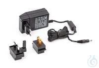Netzadapter EURO/US für Drucker YKT-01, 100V- 240 V/ mit Ferritkern...