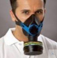 Atemschutz-Halbmaske colorex multi Schutz gegen organische Gase und Dämpfe...