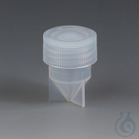 Vials, Conical Bottom PFA Translucent, non-porous, with round or conical bottom, Vials, Conical...