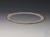 3Artikelen als: Flat Flange Gaskets PTFE Gasket with silicone inlet (thickness 0,5 mm). The...