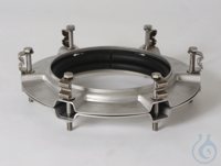 2Artikelen als: Flat Flange Joining Pieces STAINLESS STEEL made of stainless steel,...