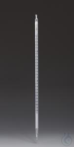 Destillations-Thermometer PTFE/GLAS PTFE-ummantelter Glas-Thermometer, justiert...