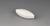 Eiform-Magnet-Rührstäbe PTFE PTFE überzogener Magnetkern (Alnico 5), universelle...