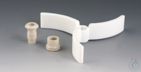 3Articles like: Impeller Blades PTFE/PEEK Comp. These solid stirrer blades are made of PTFE...