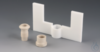 8Articles like: U-Shaped Blades PTFE/PEEK Comp. These solid stirrer blades are made of PTFE...