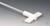 Blatt-Rührwellen RS PTFE Mit PTFE überzogene Edelstahlwelle, gerades...