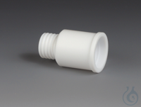 4Artículos como: Socket-GL Tube Fittings PTFE Fitting made of PTFE, with socket for tubes with...