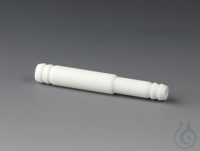 3Artikelen als: Reducing Tubing Connectors PTFE Straight fitting made of PTFE with two...
