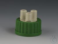Multiple Distributors for Bottles PP Green screw cap made of PP for bottle threa Multiple...