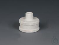 2Panašios prekės UNF-Adaptors for Prominent Pumps PTFE-GF Adaptor made of glass-fibre...