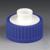 2Artikelen als: Ground Joint GL Adaptors PTFE/PP Blue screw cap made of PP with GLS 80...