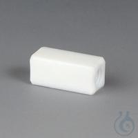 Mini-Luer-Anschlüsse PTFE Gewindeübergangsstück aus PTFE zum Übergang von einem...