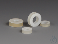 Double-sided gaskets PTFE/Silicone Silicone ring with double-sided PTFE washer.  Double-sided...