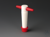 Eco-2-Way (Double Bore) Stopcock Plugs PTFE/PP With bore, smooth surface, with g Eco-2-Way...