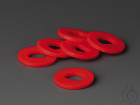 Spare-washer for stopcocks PP-ROT Washers made of PP or PTFE for BOLA-Eco-Stopco