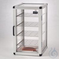 Star-Vitrum Desiccator Glas/AL Aluminium frame with panels made of heat-resistan Star-Vitrum...