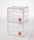Mini 2 Basic Exsikkator PC Polycarbonat, drei Ausführungen (eine, zwei oder drei Mini 2 Basic...