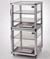 Maxi 2-Exsikkator PMMA/AL Aluminiumrahmen mit Scheiben aus Acrylglas, zwei getre Maxi...