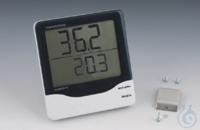 Hygrometer ABS Passend für Star Exsikkatoren und Maxi Exsikkatoren. Mit Max-Min- Hygrometer...