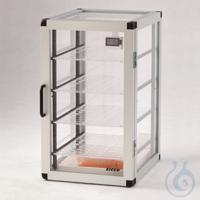 Star-Desiccator PMMA/AL Aluminium frame with panels made of acrylic glass, inclu Star-Desiccator...
