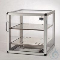 Big-Star-Desiccator PMMA/AL Aluminium frame with panels made of acrylic glass, i