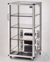 Auto-Maxi 1-Exsikkator PMMA/AL Aluminiumrahmen mit Scheiben aus Acrylglas, inklu Auto-Maxi...