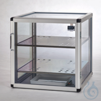 Big-Star-Desiccator Antistatic PC/AL Aluminium frame with static dissipative...