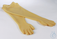 Gloves NR Wearable on both sides, suitable for openings of Ø 190 mm, resistant t Gloves Wearable...