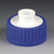 2 artikelen als: Ground Joint GL Adaptors PTFE/PP, suitable for all GLS 80 threads Blue screw...