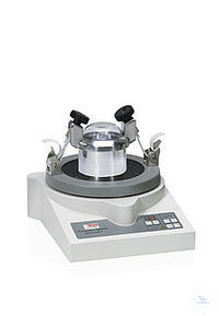 Vibratory Micro Mill PULVERISETTE 0 For fine comminution of dry laboratory samples or solids in...