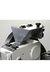 Trichter PVC P-1/ Modell 1 cl für eisenfreie Mahlung Ausstattung zum eisenfreien Vorzerkleinern:...