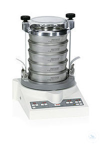 Vibratory Sieve Shaker ANALYSETTE 3 PRO For quantitative particle size analysis of solids and...