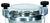 Siebspanndeckel 200mm/8'' Plexiglas für Trocken-Siebung mit Analysensieben 200 mm/8