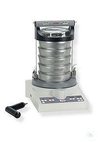 Siebverspannung Torque Master Trocken-Siebung 200mm/8`` für Trocken-Siebung mit Analysensieben...