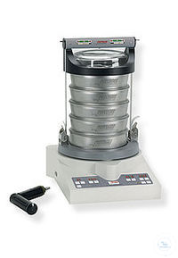 sieve tensioning Torque Master dry sieving 200mm/8
