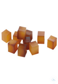 vulkollan cube (sieving aid) 1 vulkollan cube Is recommended as sieving aids for dry sieving...