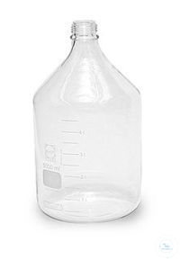 sample glass 5 litres Is recommended, if a larger sample collection than...