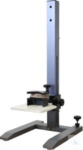 ST-F 10/600 H-foot stand made of anodized aluminum and the height adjustable,...