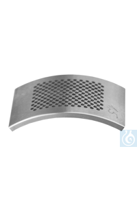 Sieve 1.5 mm Sieve with mesh size 1.5 mm for PX-MFC 90 D