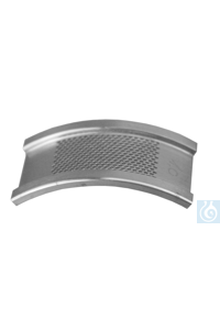 Sieve 1.0 mm Sieve with mesh size 1.0 mm for PX-MFC 90 D
