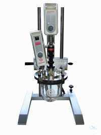RT 1 standard configuration, 230V (with EU-plug) REACTRON ® RT 1 Laboratory...